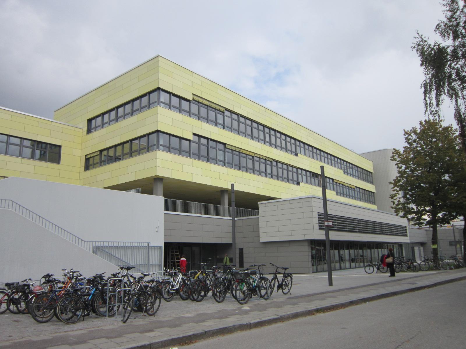 Städtische Artur-Kutscher-Realschule München - Startseite